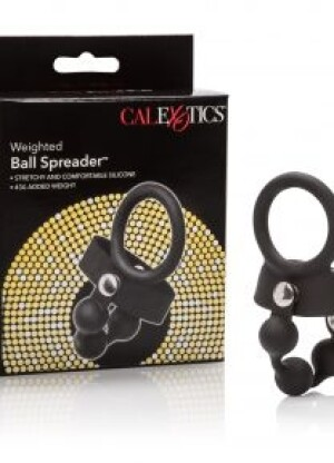 Tri-Snap Weighted Ball Spreader