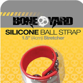 Boneyard Silicone Ball Strap