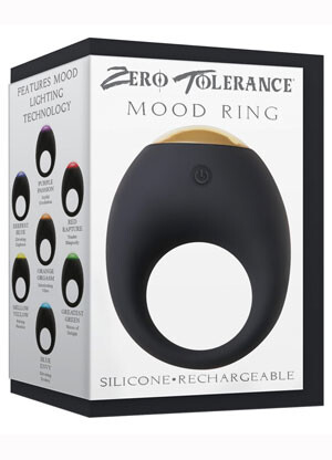 Zero Tolerance Mood Ring