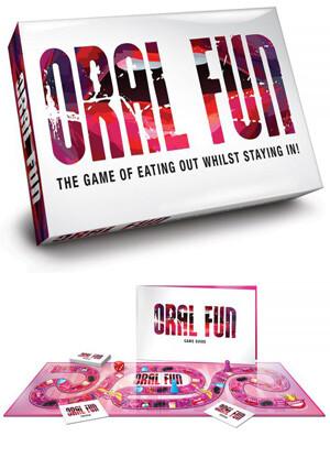 Oral Fun The Game