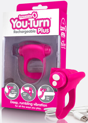 You-Turn Rechargeable Plus