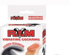 Ram Vibrating Cock Ring
