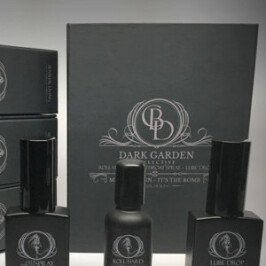 CBD Dark Garden Collection