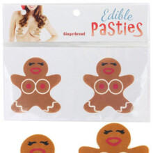 Gingerbread Edible Pasties