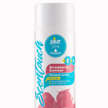 pjur Spa Strawberry Summer Massage Lotion