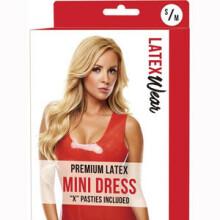 LatexWear Premium Latext Mini Dress