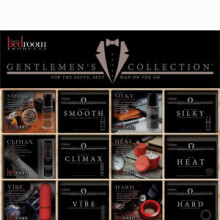 The Gentleman's Collection Point-of-Purchase Display