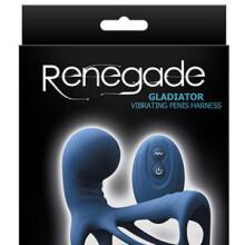 Renegade Gladiator Vibrating Penis Harness