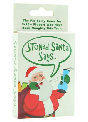Stoned Santa Says...
