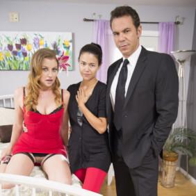 Behind the Scenes of Dana Vespoli's 'Hollywood Babylon'