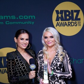 XBIZ Awards Winners Circle