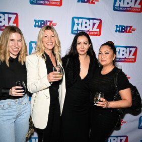 ANME: XBIZ Black & White Welcome Party