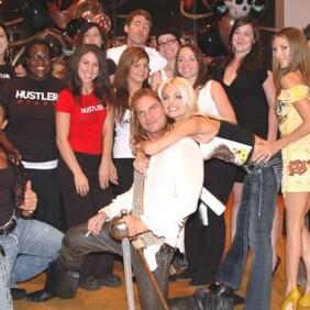'Pirates II' Signing at Hustler Hollywood, Sunset Strip