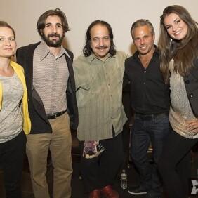 Steven Hirsch, Ron Jeremy & Allie Haze Speak at USC