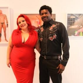 April Flores & Carlos Batts Talk 'Fat Girl' at MOCA
