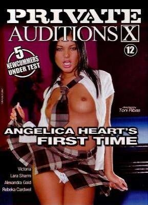 Private Auditions 10 - Angelica Heart's First Time 12