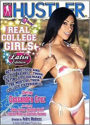 Real College Girls Latin Edition