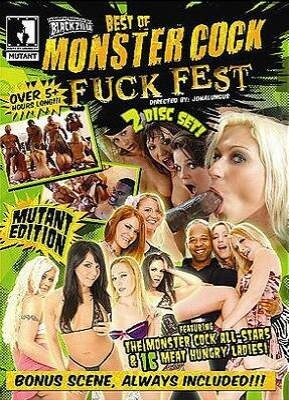 Best of Monster Cock Fuckfest Mutant Edition