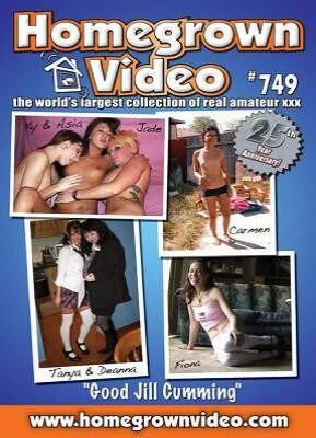 Homegrown Video 749 - Good Jill Cumming