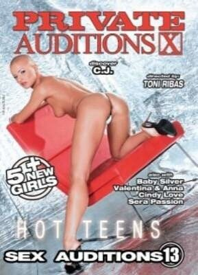 Sex Auditions 13 Hot Teens