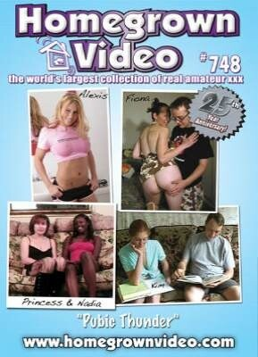HomeGrown Video 748 - Pubic Thunder