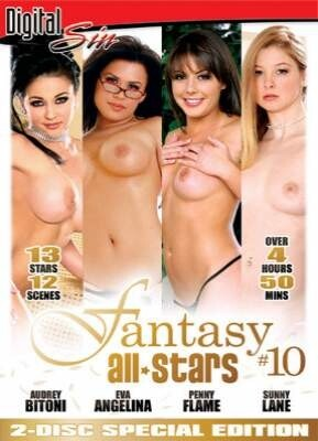 Fantasy All-Stars 10