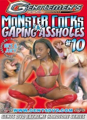 Monster Cocks Gaping Assholes 10