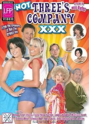 Not Three's Company XXX