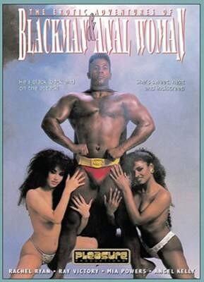 Erotic Adventures of Black Man & Anal Woman