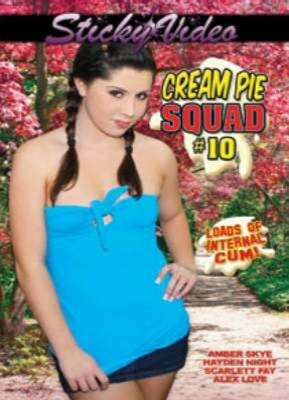 Cream Pie Squad 10