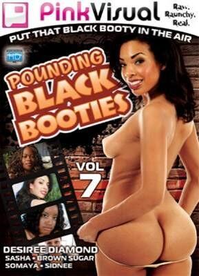 Pounding Black Booties 7