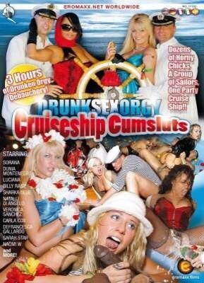 Drunk Sex Orgy - Cruiseship Cumsluts