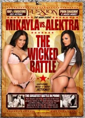 Mikayla Vs Alektra The Wicked Battle