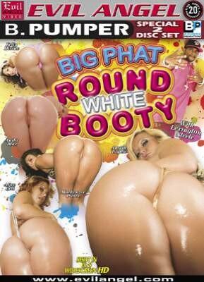 Big Phat Round White Booty