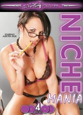 Niche Mania 4 Disc Set