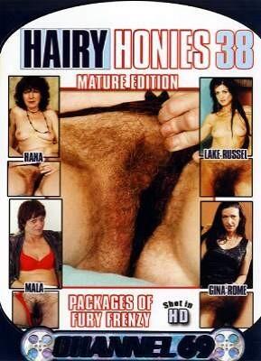Hairy Honies 38