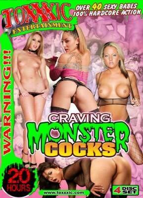 Craving Monster Cocks