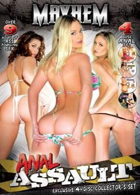 Anal Assault 4 Pack