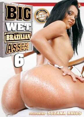 Big Wet Brazilian Asses 6