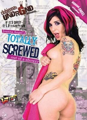 Joanna Angel's Totally Screwed Out of a Shower