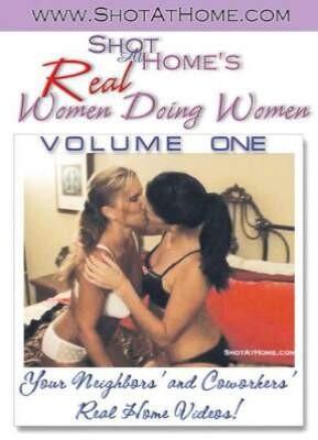 Real Women Doing Women 1