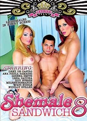 Shemale Sandwich 8