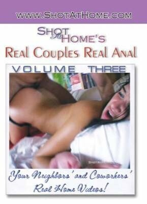 Real Couples Real Anal 3