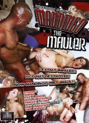 Brandon Iron's Mandingo The Mauler