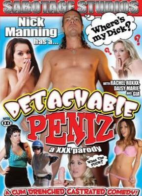 Detachable Peniz A XXX Parody