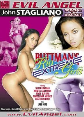 Buttman's Rio Extreme Girls