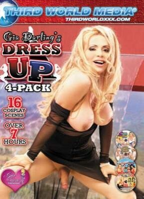 Gia Darling's Dress Up 4 Pack