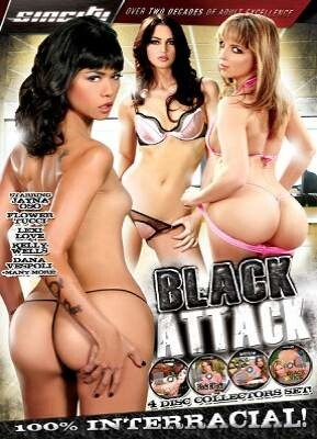 Black Attack 4 Pack