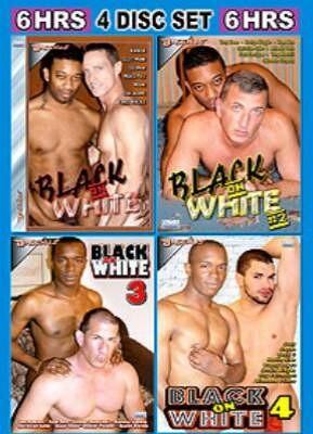 4-Pack Black On White 2