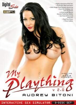 My Plaything 2.0 Audrey Bitoni